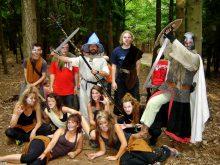 2011 Gandalf s trpaslíky bojují proti skřetům
